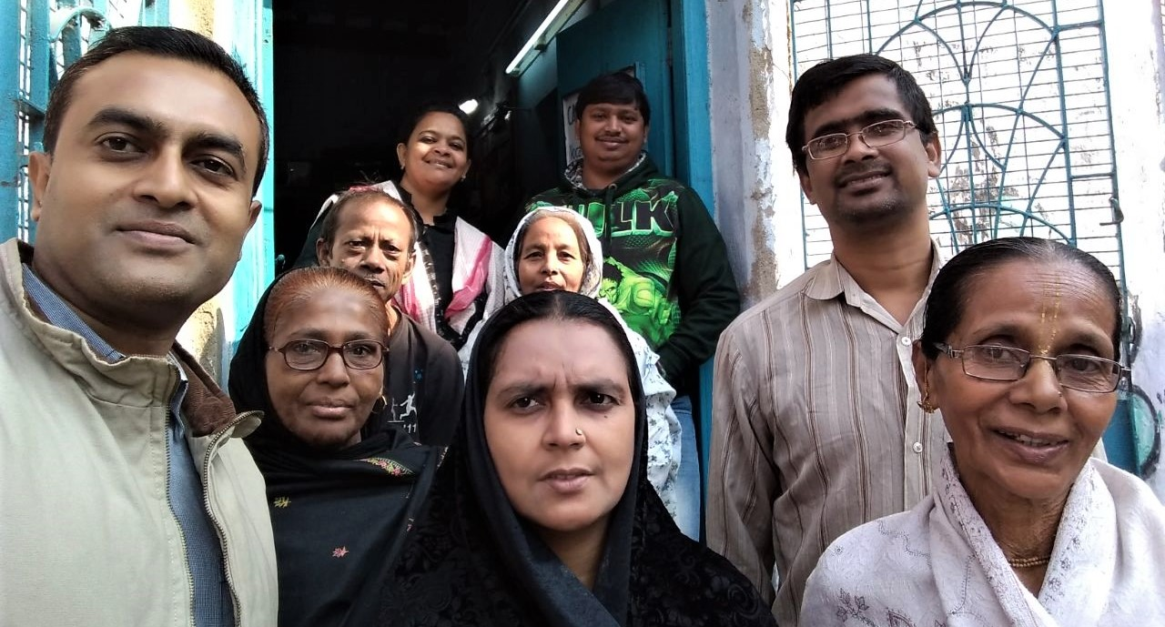 Wie ich zu Calcutta Rescue fand