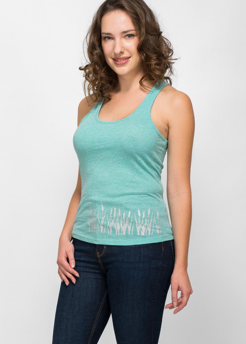 bio-t-shirt von green size schilf
