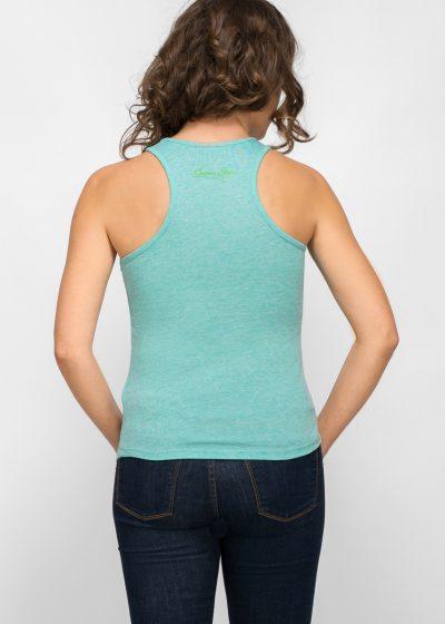 bio-t-shirt von green size