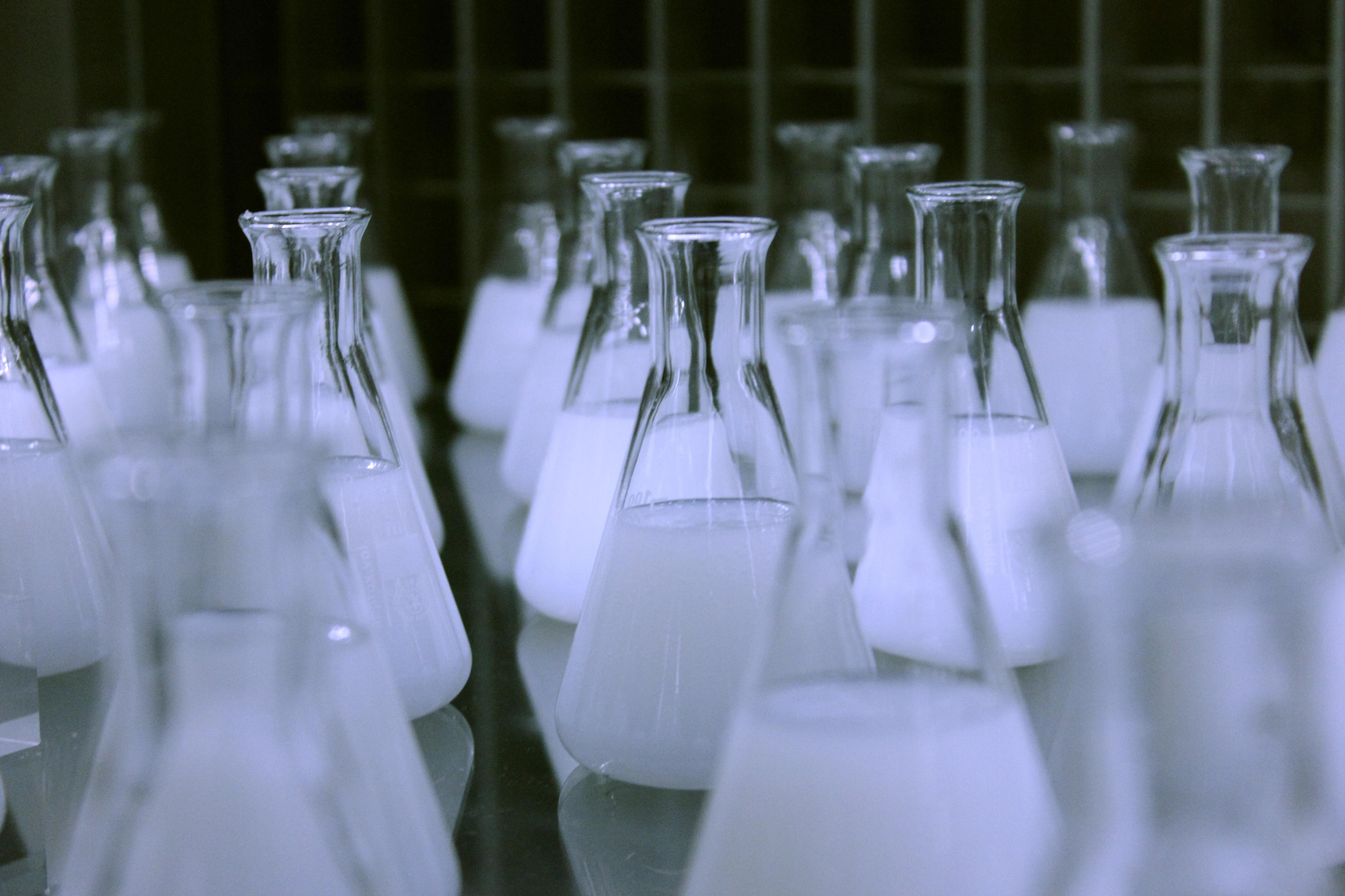 Der Chemiebaubasten der Textilindustrie