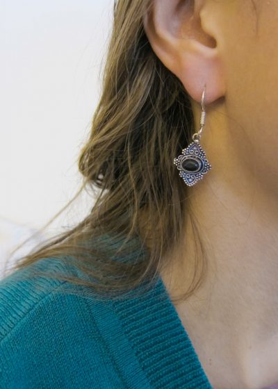Orientalische Ohrringe - Handmade und Fairtrade aus Indien