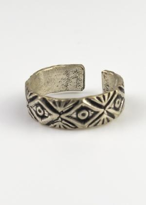 Ring verstellbar Indien Handgemacht
