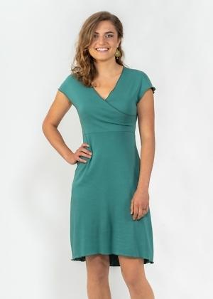 Jerseykleid von Green Size aus Biobaumwolle