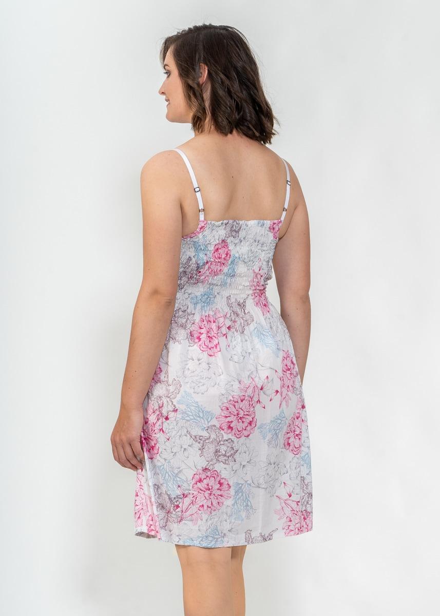 Sommerkleid von Green Size aus Biobaumwolle
