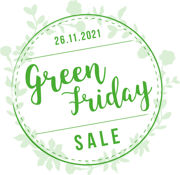 Green Friday statt Black Friday